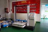 Equipamento de teste resistente da força da compressão automática da caixa da caixa