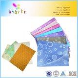 Imprimé fantaisie écologique pour l'Carft Papier ondulé