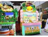 Crazy oeuf d'attractions intérieur de la vidéo de la machine de jeux Kids