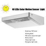 4 Arbeitsim freien LED Solarhelle des modus-super helle Bewegungs-Fühler-imprägniern