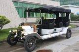 De Ce Verklaarde Auto van de Reis van het Karretje van het Sightseeing