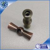 Kundenspezifische CNC-Drehbank-/Gussteil-Teile anodisierten elektronisches Aluminium Rändelknopf