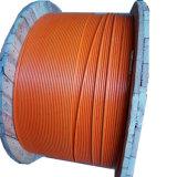 3000m FRP Leitung-Rod-Typ Kabel-Bandspule