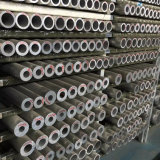Tubo de la fundición de aluminio del peso ligero de la protuberancia 6060