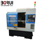 Ck46D inclinado Bed Turning-Milling CNC com mandril hidráulico da máquina
