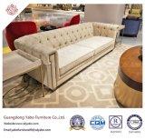 Empfindliche Hotel-Möbel mit Wohnzimmer-Gewebe-Sofa (YB-D-10)