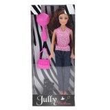 11,5 дюйма моды игрушка кукла с Джинсы и аксессуары для детей