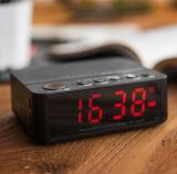 Neues Produkt-Alarmuhr mit Radio Bluetooth Lautsprecher USB-FM für Hotel