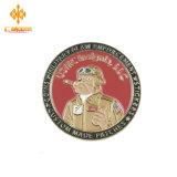 熱い販売法最も新しいカスタマイズされたパターン合金のギフトの硬貨