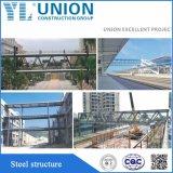 Estrutura de aço industrial Fabricante de construção