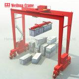 Kran-Hersteller Rtg Kran 40t China-BerufsRtg