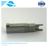 カスタム精密CNCの製粉の金属の回転機械化の部品