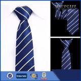 Cravates en soie rayées de mode classique