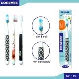Toothbrush adulto com as cerdas delgadas & macias 113