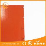 カスタムサイズのシリコーンゴムのヒーターの電気適用範囲が広い発熱体240V 110V 120V