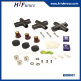 Schaltanlage-Silikon-Gummi-mit Filter versehene trennbare Verbinder des China-Hersteller-36kv