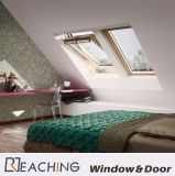 Окно оси для доказательства воды комнаты крыши прочного с ядровой серией алюминия доказательства