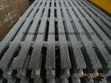 Gradeamento Pultruded PRFV GRP de Alta Resistência, ralar, fibra de vidro/Glassfiber Pultruded gradeamento.
