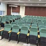 Asiento rojo Yj1001r del auditorio de la silla de la iglesia de la tela