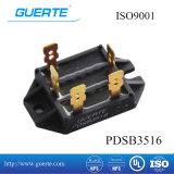 Module triphasé Pdsb 35A 1600V de redresseur avec ISO9001