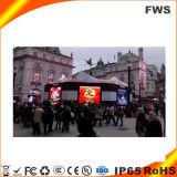 Affitto esterno P6 (P4 P5 P8 P10) che fa pubblicità alla visualizzazione di LED