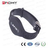 Wristband impermeável dos bens RFID para o parque da água