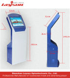 kiosque multifonctionnel de paiement de Bill d'écran tactile du contact 13.3/15.6/17/19/22/32/43/49/55/65infrared avec le bon kiosque