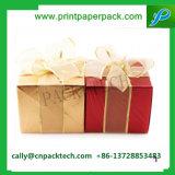 Оборачивать бумажной коробки Kraft коробки изготовленный на заказ подарка картонной коробки упаковывая бумажный