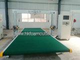 Máquina de estaca (horizontal) de oscilação da espuma da lâmina do CNC