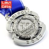 De goedkope Medailles van het Tussenvoegsel van de Sport van het Ras van het Metaal van de Douane Lege