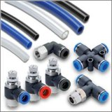 Raccord de flexible pneumatique One Touch le raccord de tube de raccord