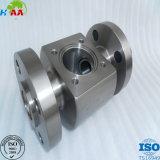 海洋企業のための中国の精密CNCの製粉の機械化の鋼鉄フランジ
