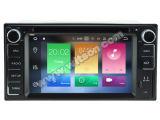 Witson Acht Androïde 8.0 Auto van de Kern DVD voor IPS van ROM van het Scherm van de Aanraking van ROM 1080P van Toyota Unviersal 4G 32GB het Scherm
