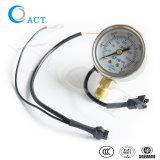 行為CNGのガスポンプの圧力計の圧力計
