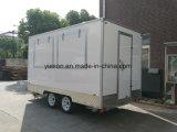 Yieson kundenspezifischer mobiler Nahrungsmittel-LKW-Schlussteil