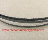 Bi de acero de alta velocidad de ancho de banda de metal de hoja de sierra de corte en aluminio