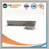 Tiras de carboneto de tungstênio para peça de desgaste Use