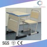 学校のプロジェクト学生表および椅子のコンボの教室の家具(CAS-SD1832)