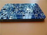 3 carte à circuit lourde de la couche 1.6mm de la carte 2 d'en cuivre d'once