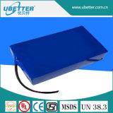 Batterie-Satz des hohe Kapazitäts-Lithium-Ionenbatterie-Satz-36V 21ah LiFePO4 für E-Fahrzeug Batterie
