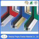 Архитектурные матовая глянцевая бумага с текстурированной поверхностью алюминиевых профилей порошковое покрытие краской
