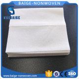 Rolo não tecido da tela não tecida biodegradável não tecida de bambu da tela