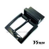 Alliage de zinc métal de haute qualité réversible broche boucle la boucle de ceinture pour les courroies de chaussures du vêtement Robe de sacs à main (XWS-ZD169--ZD206)