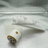 Tubo vibrante cosmético plástico de la bola de rodillo del masaje del alto producto de Quanlity