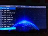 Glissières allemandes de l'Inde Ect d'Evdtv IPTV de cadre de TV de cadre d'Amlogic S905X de Quarte-Faisceau de Kurde BRITANNIQUE néerlandais arabe français chaud de Turky Be*in Italie
