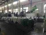 알갱이로 만드는 작은 알모양으로 하기 기계를 재생하는 폐기물 플라스틱