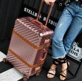 2017 bagage dur de caisse de la mode 20 de /24 /28 de chariot neuf à pouces ABS+PC