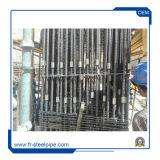 Sbucciatura della nervatura del tondo per cemento armato di Hgs-40f ed alta qualità del laminatoio del filetto