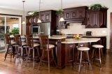 Armadi da cucina di lusso di legno solido di stile americano