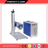 Borne de laser de fibre coder de logo/datte /Numbers rotatoire